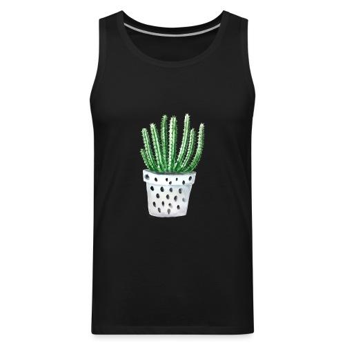 Cactus - Men's Premium Tank