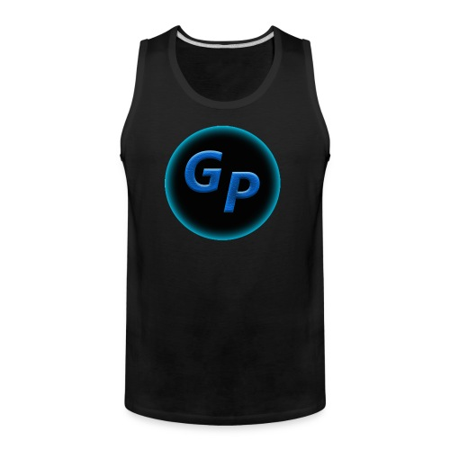 Large Logo Without Panther - Men's Premium Tank