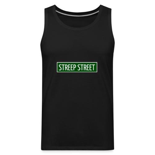 streepstreet - Men's Premium Tank
