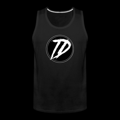 Team DEBUG Logo - Men's Premium Tank