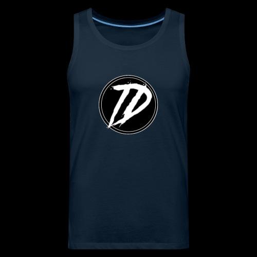 Team DEBUG Logo - Men's Premium Tank