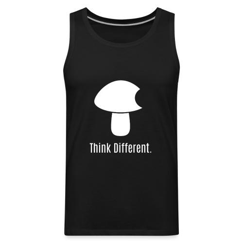 Think Different. - Men's Premium Tank