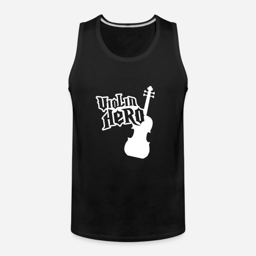 Violin Hero - Men's Premium Tank