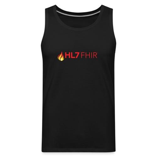 HL7 FHIR Logo - Men's Premium Tank