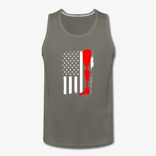 Equality for People with Disabilities - Men's Premium Tank