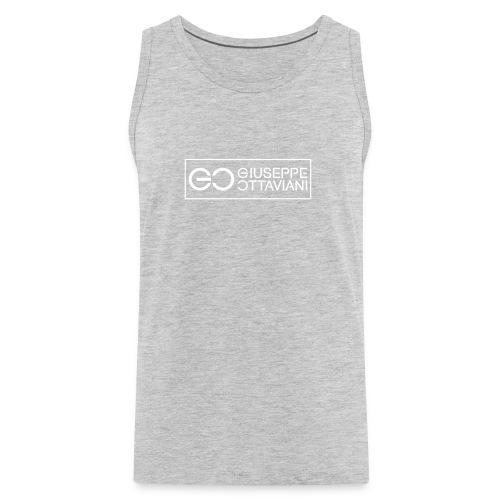 GO logo small - Men's Premium Tank