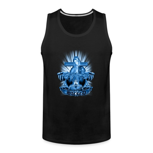 Sacred by RollinLow - Men's Premium Tank