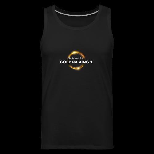 golden ring - Men's Premium Tank