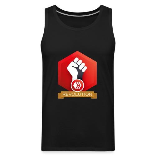 Hive Revolution Banner - Men's Premium Tank