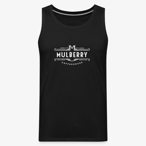 Mulberry dark - Men's Premium Tank