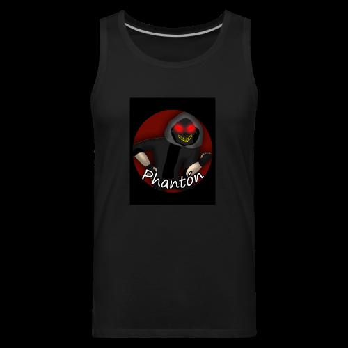 Phantón T-Shirt Design - Men's Premium Tank