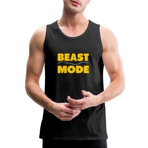 Beast Mode - Men's Premium Tank