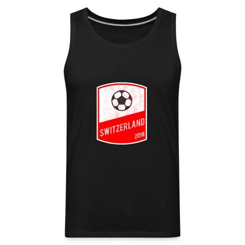 Switzerland Team - World Cup - Russia 2018 - Men's Premium Tank