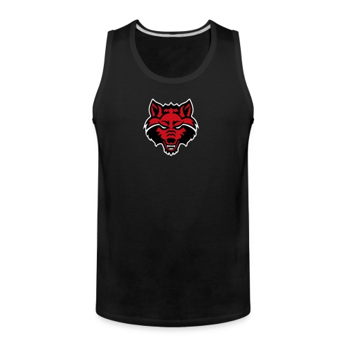 Red Wolf - Men's Premium Tank