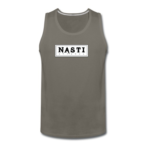 Nasti Apparel - Men's Premium Tank