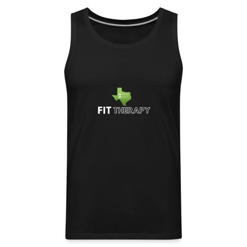 fit therapy - Men's Premium Tank