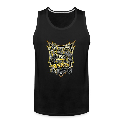Extreme Off-Road Life - Men's Premium Tank