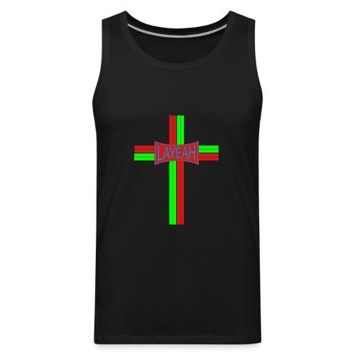 Cross Layeah Shirts - Men's Premium Tank