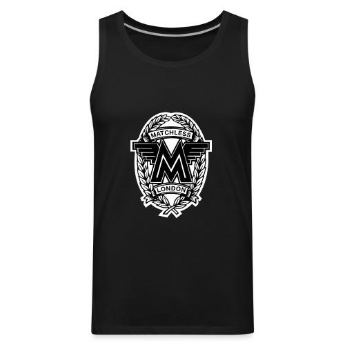 Matchless London emblem / AUTONAUT.com - Men's Premium Tank