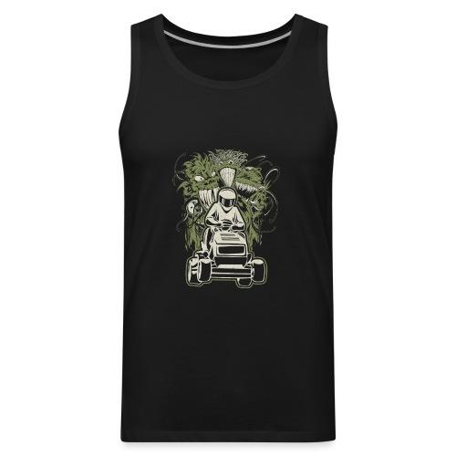 Lawn Mower Demons - Men's Premium Tank