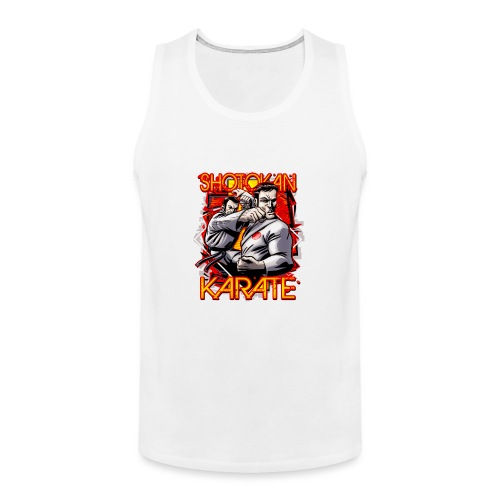 Shotokan Karate - Men's Premium Tank