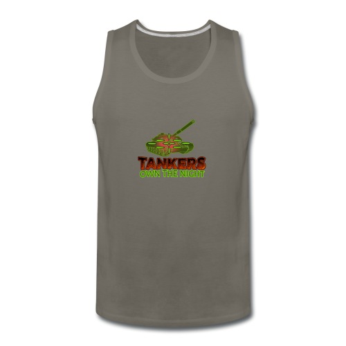 Tankers Own The Night - Men's Premium Tank