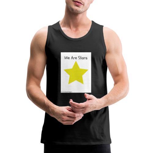 Hi I'm Ronald Seegers Collection-We Are Stars - Men's Premium Tank