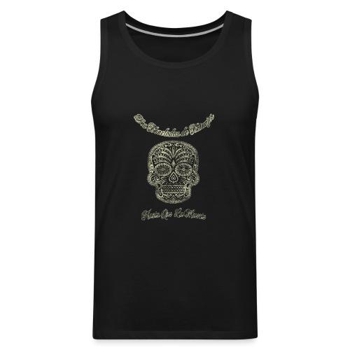 Men's Dos Tonalades Vato Shirt - Men's Premium Tank