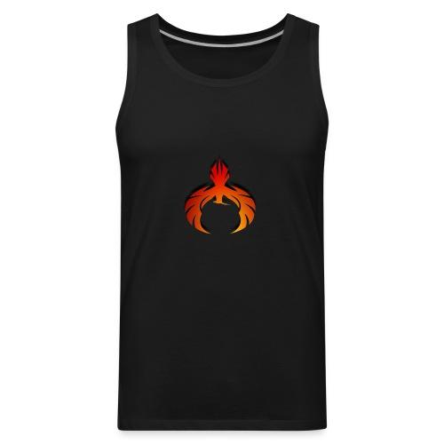 Downphoenix Phoenix Logo - Men's Premium Tank