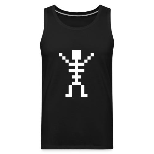 Happy Skeleton - Men's Premium Tank