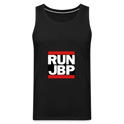 RUN JBP - Men's Premium Tank