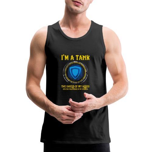 I m A Tank - Men's Premium Tank