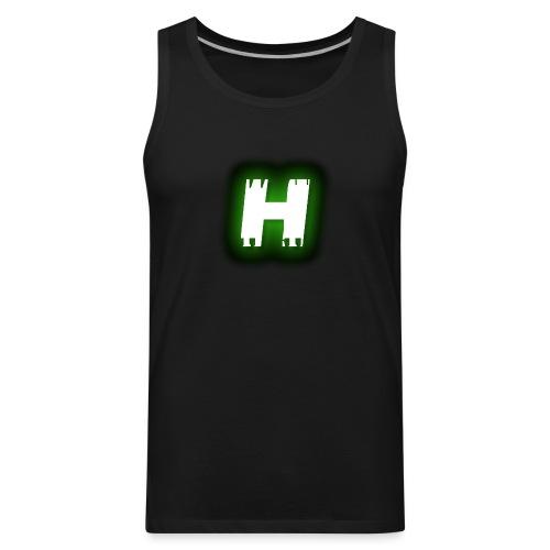 Hive Hunterz 'H' - Men's Premium Tank