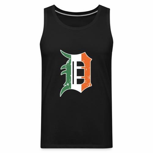 IRISH D - Men's Premium Tank