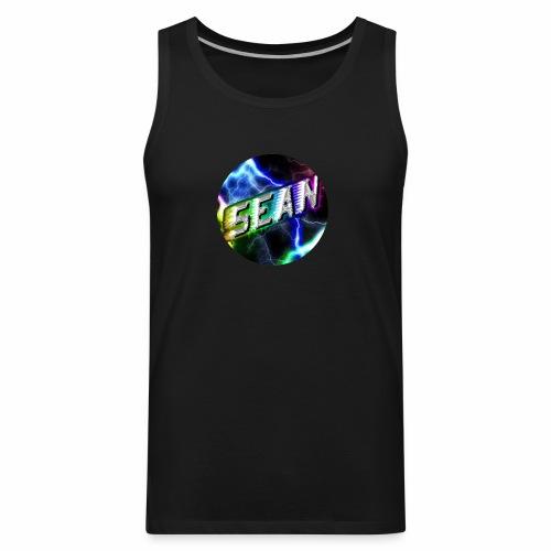 Sean Morabito YouTube Logo - Men's Premium Tank