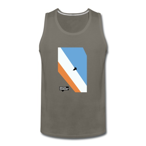 ENTER THE ATMOSPHERE - Men's Premium Tank