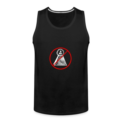 Illuminati - Men's Premium Tank