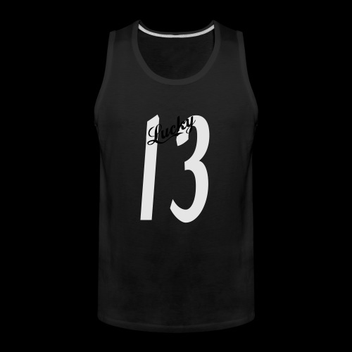 Lucky Thirteen - Men's Premium Tank
