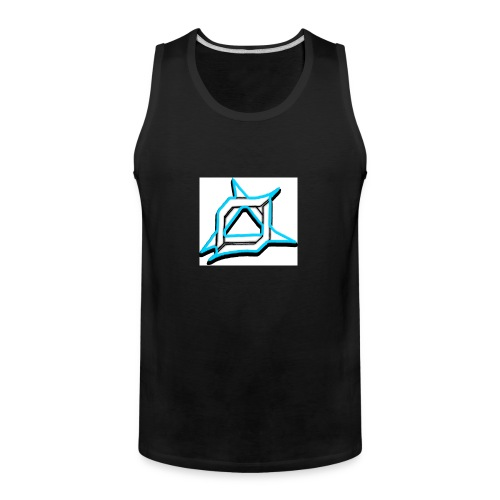 Oma Alliance Blue - Men's Premium Tank