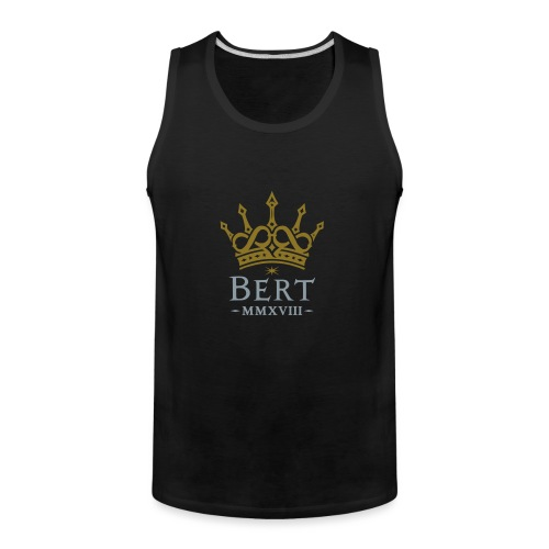QueenBert down under 2018 - Men's Premium Tank