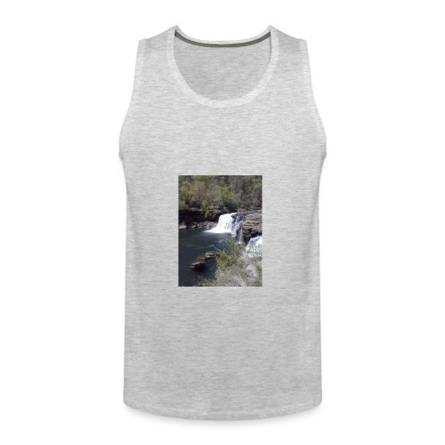 LRC waterfall - Men's Premium Tank