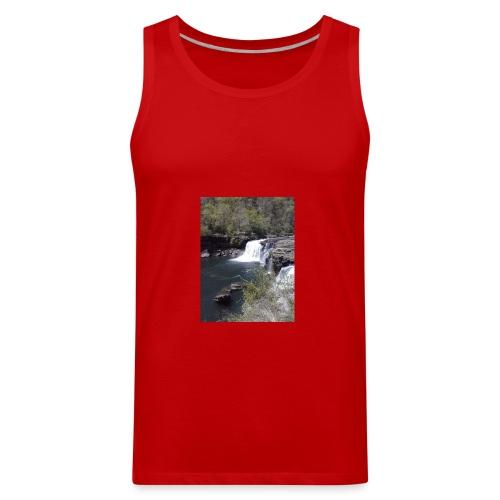 LRC waterfall - Men's Premium Tank
