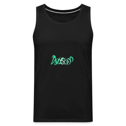 The logo of azyshop - Men's Premium Tank