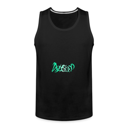 The logo of azyshop - Men's Premium Tank