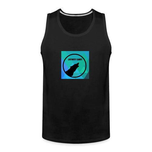 Logo TO Merch - Men's Premium Tank