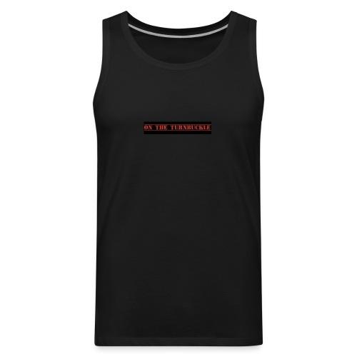 ateam logo - Men's Premium Tank