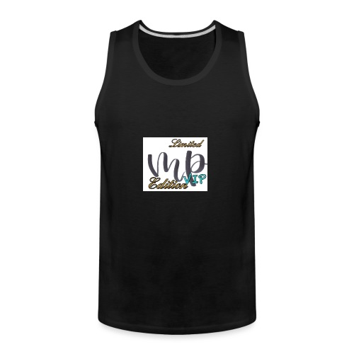 VIP Limited Edition Merch - Men's Premium Tank