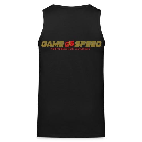 GameSpeed Logo 1inch GS 2 - Men's Premium Tank