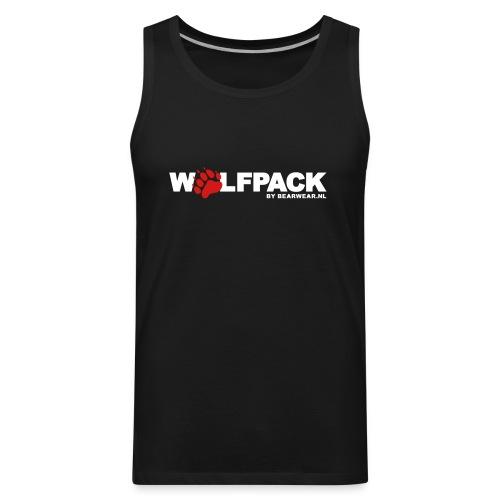 wolfpackfront - Men's Premium Tank