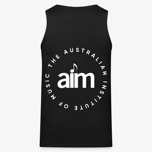 Australian Institute of Music - Men's Premium Tank
